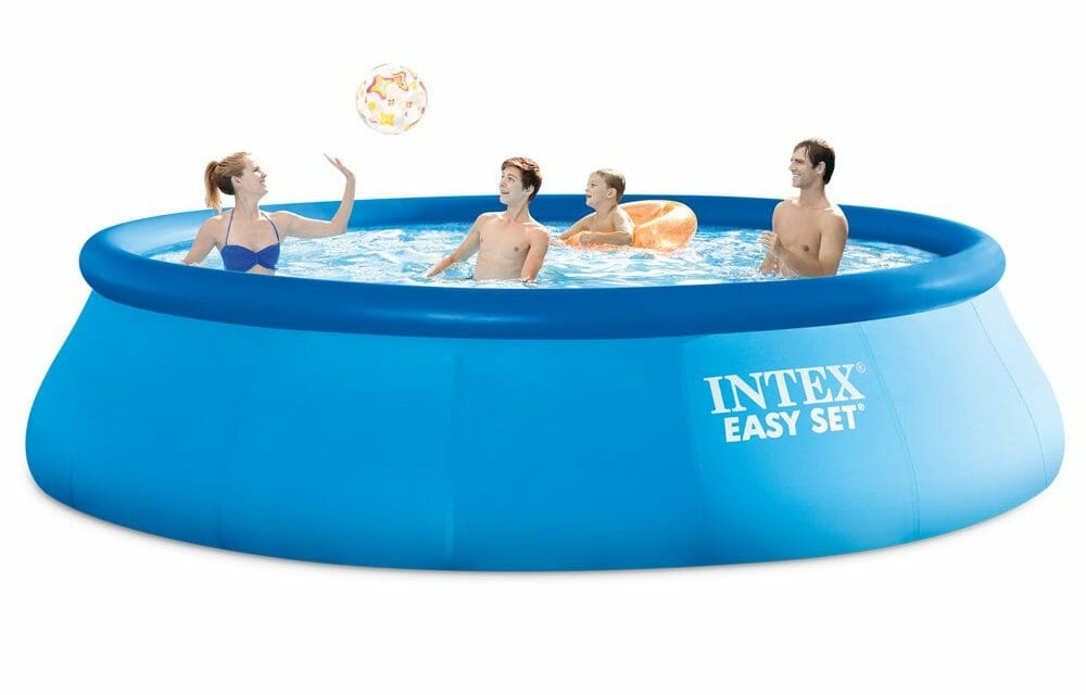 Intex Easy Set Pool Reviews – The Easy Set Above Ground Pools