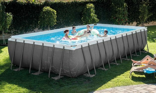 Top 5 Above Ground Pools For Outdoor Fun in 2020