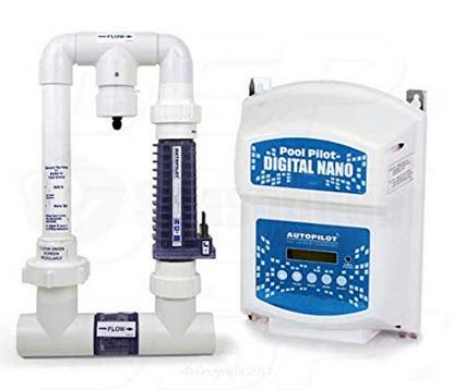 AutoPilot DN2 Salt Chlorine Generator - Pool Pilot Digital NANO 220V System