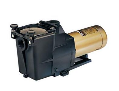 Hayward SP2607X102S Super Pump 1 HP Pool Pump, Dual-Speed